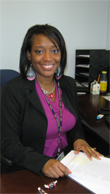 Destiny Cooper - Readjustment Counseling Technician at the Alexandria Vet Center